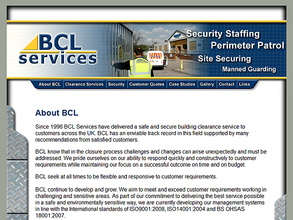 BCL Services (Benji and Co Ltd) - Website Design - Llanidloes, Powys