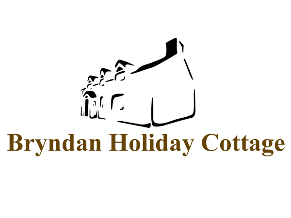 Bryndan Holiday Cottage Branding Design