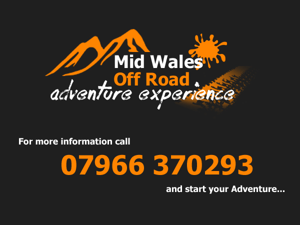 Mid Wales Off Road Branding Design