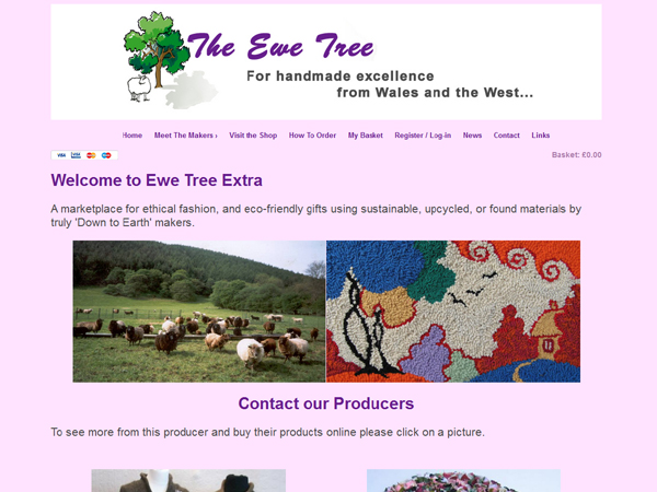 Ewe Tree Extra - Online Shop